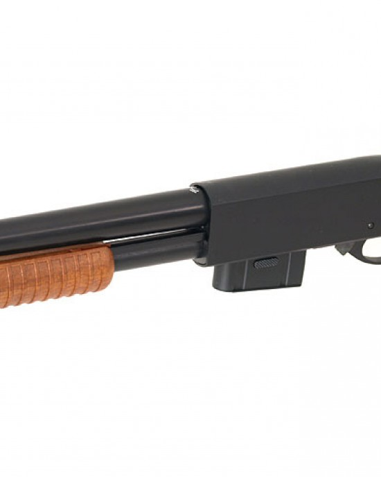 A&K - Shotgun M870 Breacher - Full Metal
