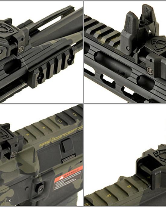 APS - M4 Guardian 13.0 - ASR110 EBB - Multicam Black