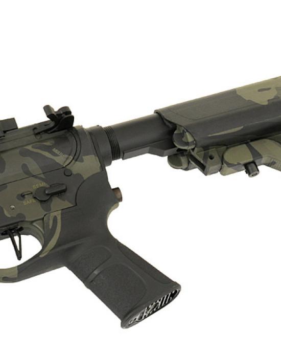 APS - M4 Boar Tactical LPA - ASR116 EBB - Multicam Black