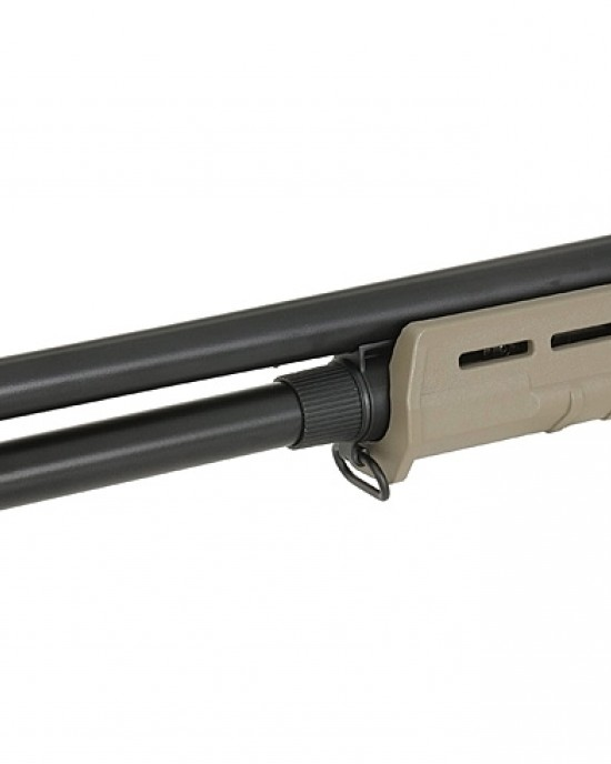Cyma - Shotgun M870 Contractor - CM.355L - Dark Earth