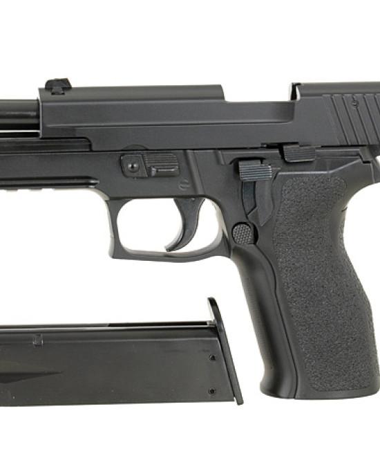 KJW - P226 - Dual Gren Gas / CO2 - Blow Back - KP-01-E2