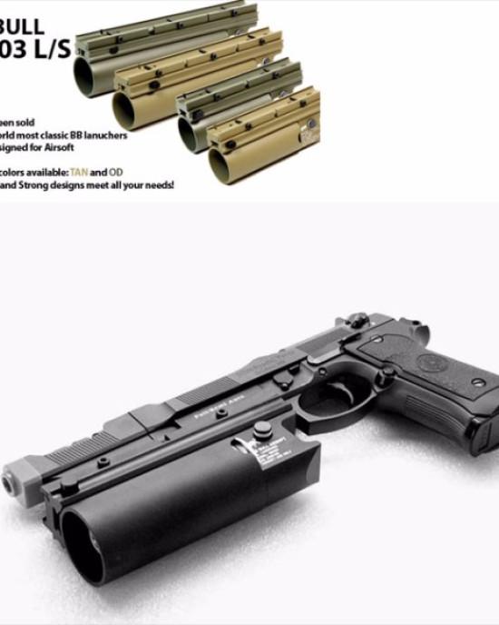 Madbull - Lansator Grenade - XM203S - 40MM - M203