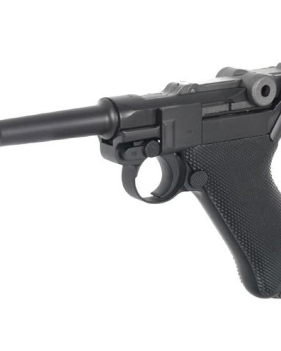 WE - P08 Luger - Gren Gas - Blow Back - Scurt