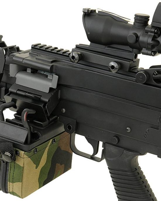Battleaxe - Incarcator M249 - 1500bb - Compact - Diverse Culori