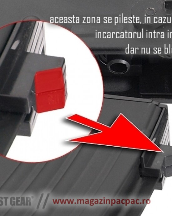 Cyma - Incarcator AK47 / AKM - 140bb