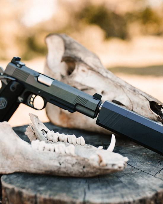 Castellan - Amortizor - Pistol - QD - CCW - Osprey - 185mm