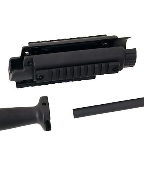Cyma - Uluc MP5 - RIS - Negru
