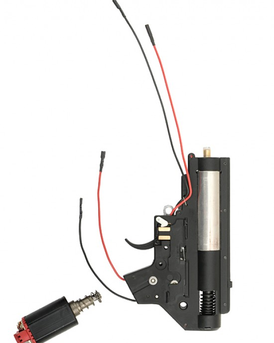 Cyma - Gearbox - V.2 - Cablaj Fata