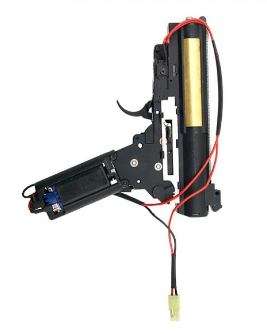 Cyma - Gearbox - V.3 - Cablaj Spate