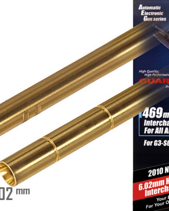 Guarder - Teava Precizie - 6.02 - 469mm - G3-SG1 / G3A3 / G3A4