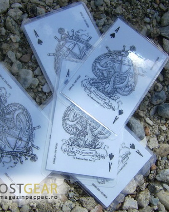 Ghost Works - Death Card - Personalizat