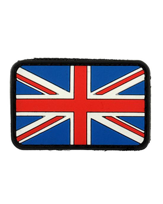 8F - Emblema 3D PVC - Steag - Marea Britanie