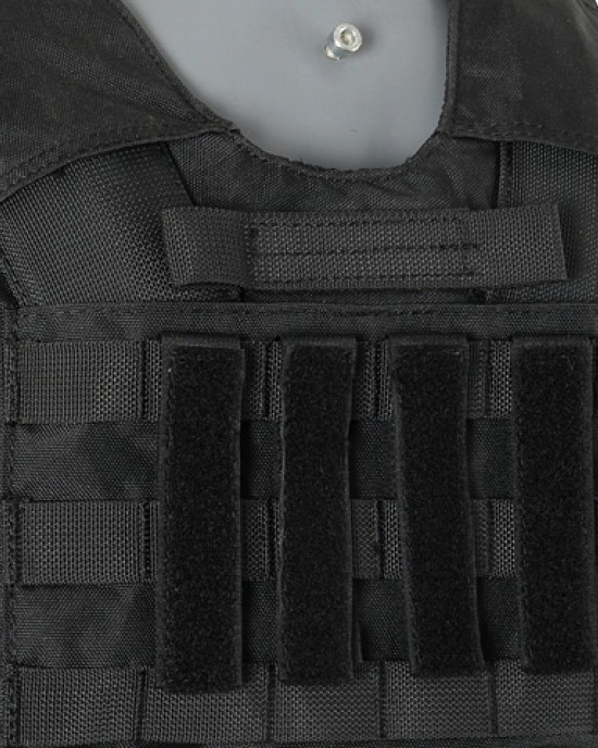 Ghost Works - Velcro - Arici - MOLLE - Negativ / Loop -  25 x 100 mm