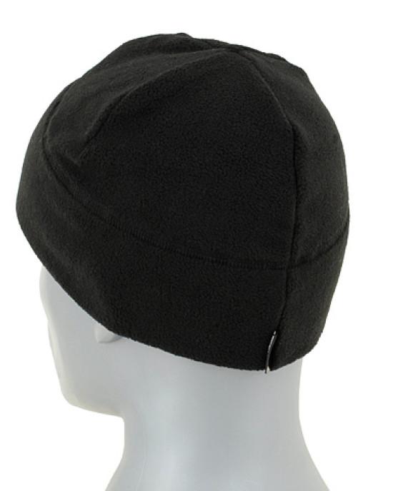 Emerson - Caciula - Fleece - Velcro - Negru