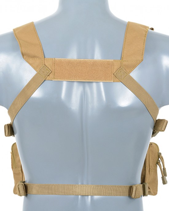 8F - Chest Rig - Buckle Up - V3