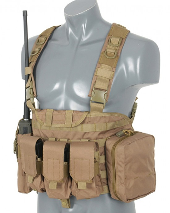 8F - Chest Harness - Commando Recon