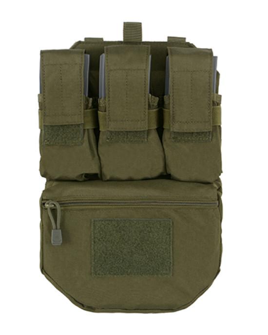 8F - Rucsac Hidratare Vesta - Assault Back Panel - MOLLE - Diverse Culori