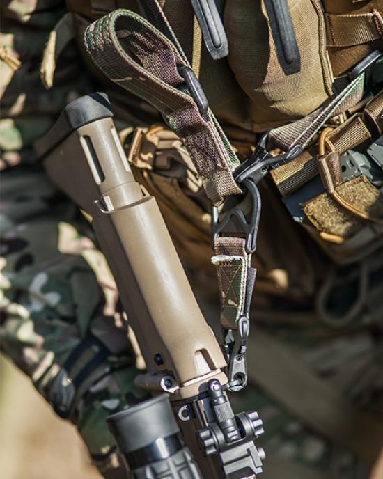 Element - Curea Arma Reglare Rapida - 1-2 Puncte - MS3 - Diverse Culori
