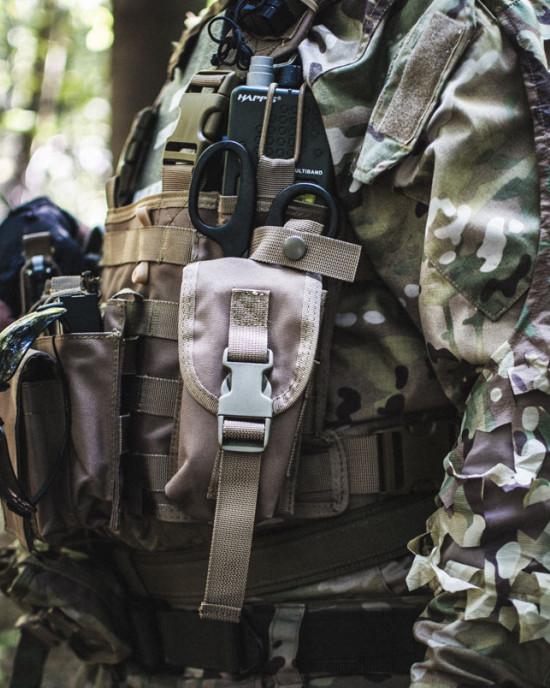 8F - Trusa Medicala - IFAK - Acces Rapid - Paramedic - SS Partizan