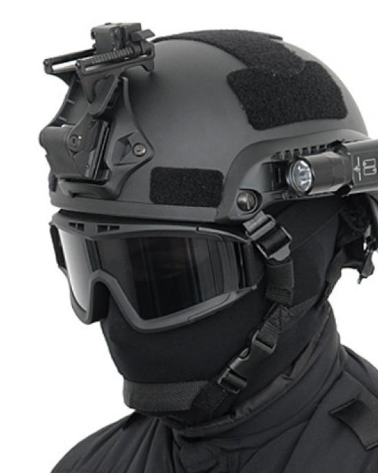 8F - Casca Protectie - MICH 2001 - Spec Ops - Light Version - Negru