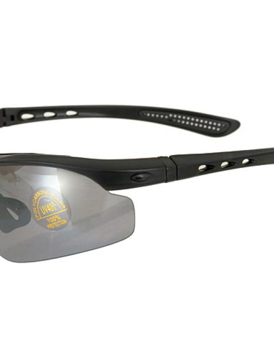 Big Dragon - Ochelari Protectie - 4 Lentile - Suport Dioptrie - UV400