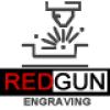 Red Gun Engraving